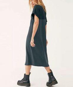 Hippie kurzes Kleid